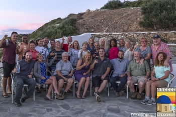 Greece Sept 2015 Group Photo