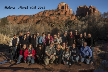 Sedona March 10th 2013