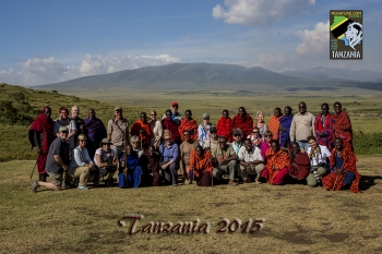 Tanzania March 2015 2nd Tour