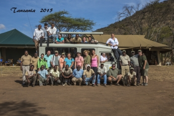 Tanzania group 3 March 2015