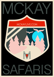 MPA Safari Badge