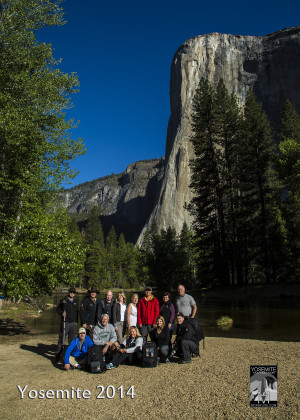 Yosemite Group Shot 1