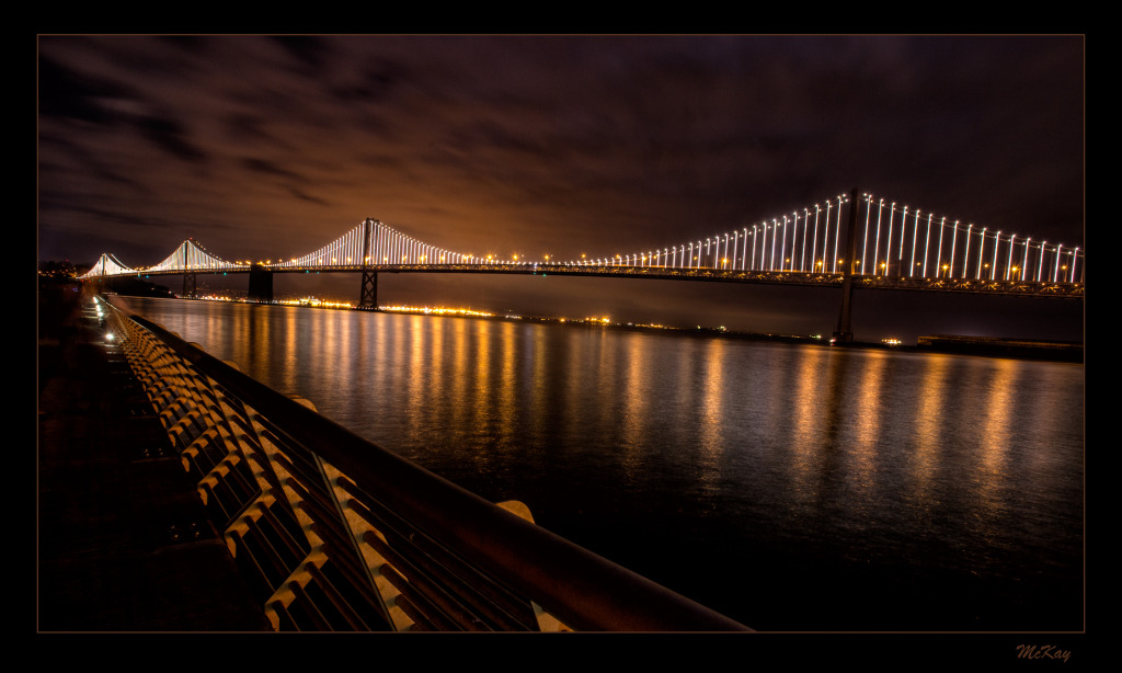 SF Bay Bridge 1 FB