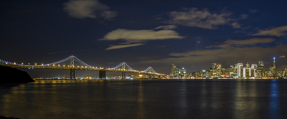 san francisco skyline photography
